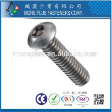 Fabricant inTaiwan Acier inoxydable Acier au carbone Star Star Machine Screw